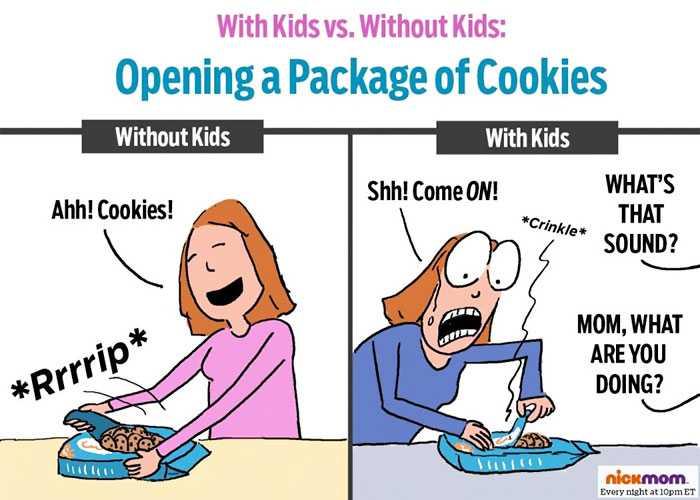 Funny Parenting Comics 2