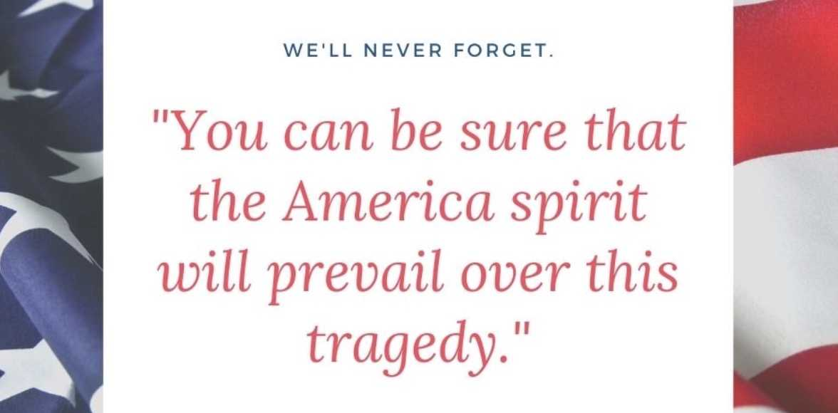 September 11 quote