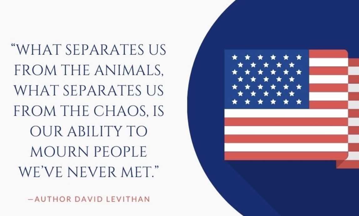 september 11 quote - david levithan