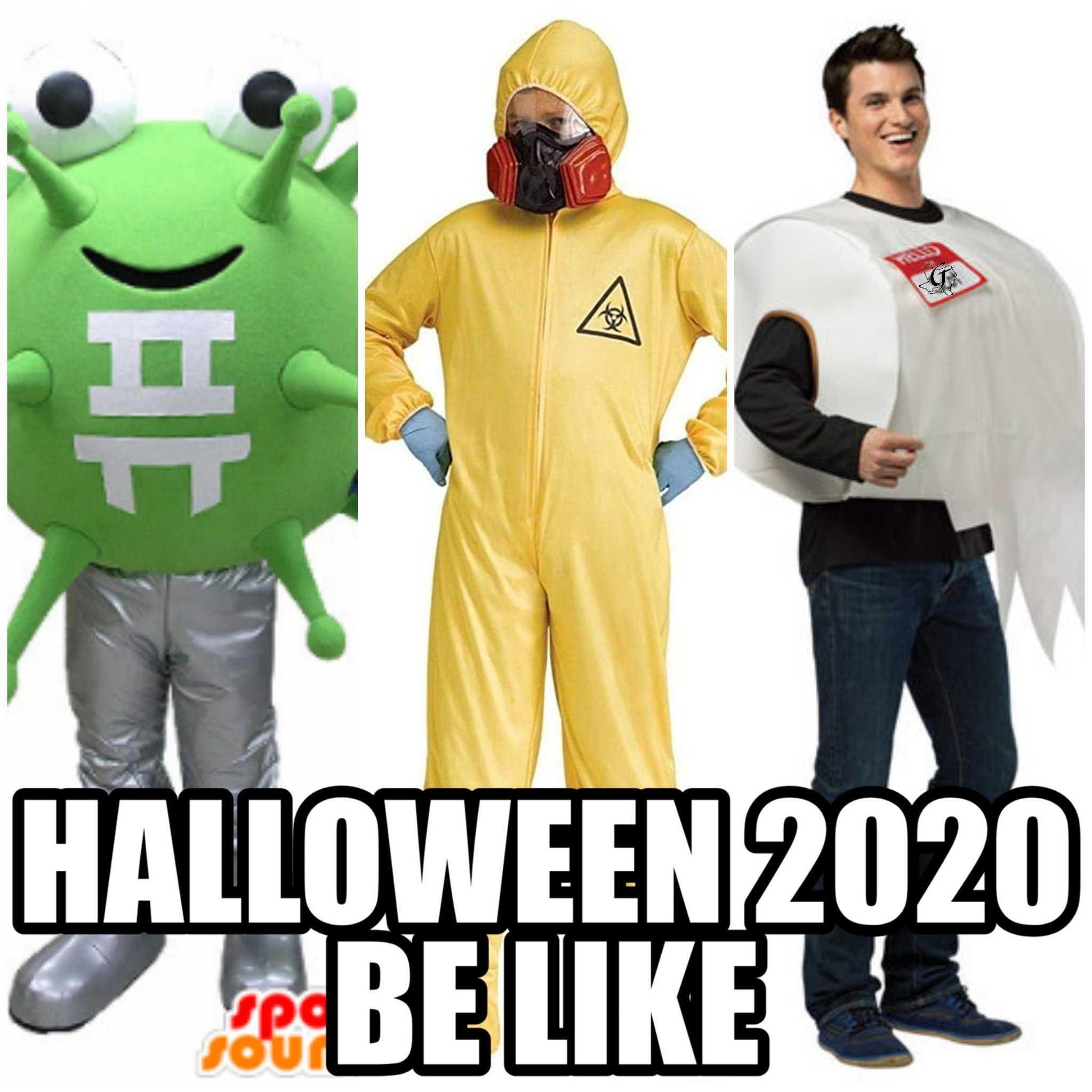 halloween memes 2 - costumes