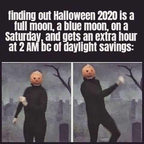 halloween memes 4 - moon