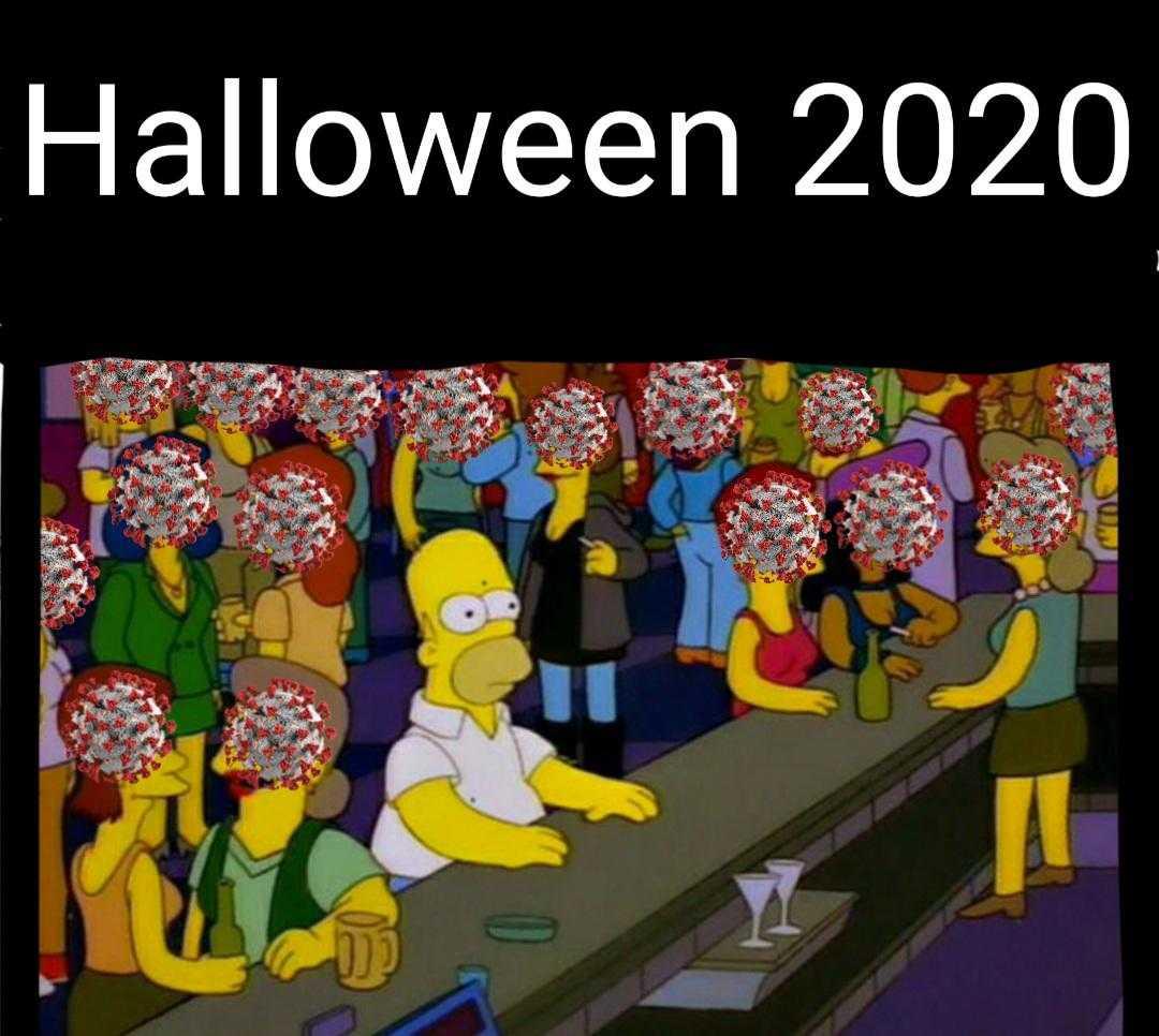 halloween memes 3 - germs