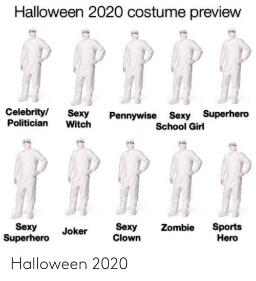 2020 halloween memes 6 - save money