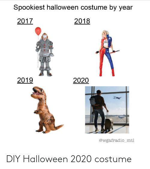2020 halloween memes 10 - spookiest