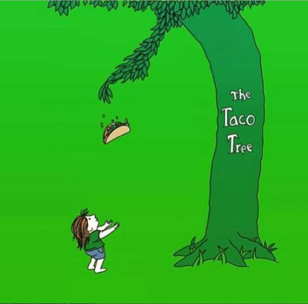 hilarious taco memes - taco tree