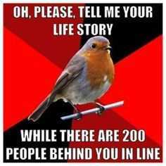 Funny Black Friday Memes - life story