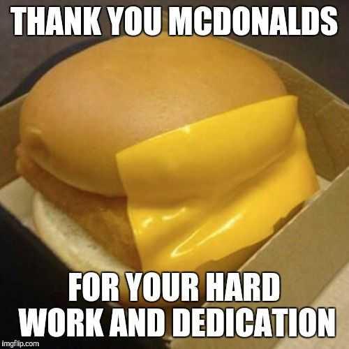Funny food memes - not my job winner