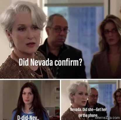 Funny Election Memes - confirm Nevada