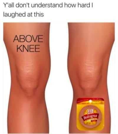 Funny food memes - love the bologna