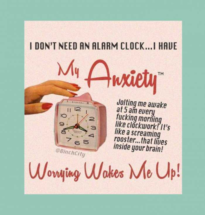 Funny Anxiety Meme - Just In Time