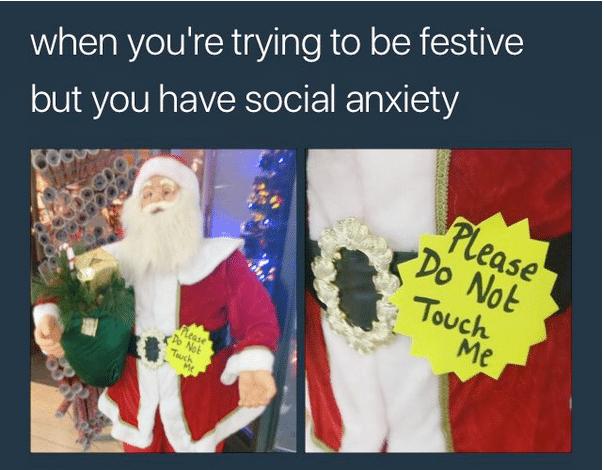 Funny Anxiety Memes - Happy Anxiety