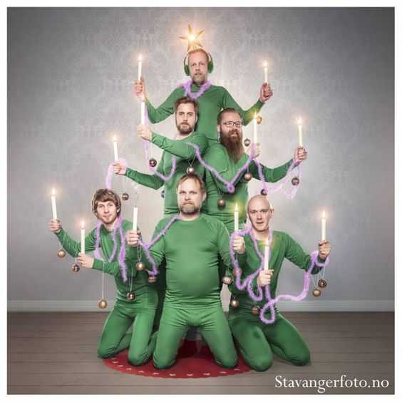 funny christmas card fails - very wholesome