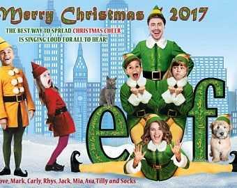 funny christmas card fails - love the splits