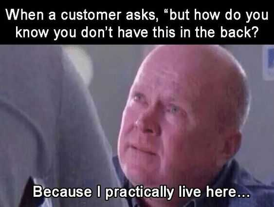 Black Friday Memes - retail questions