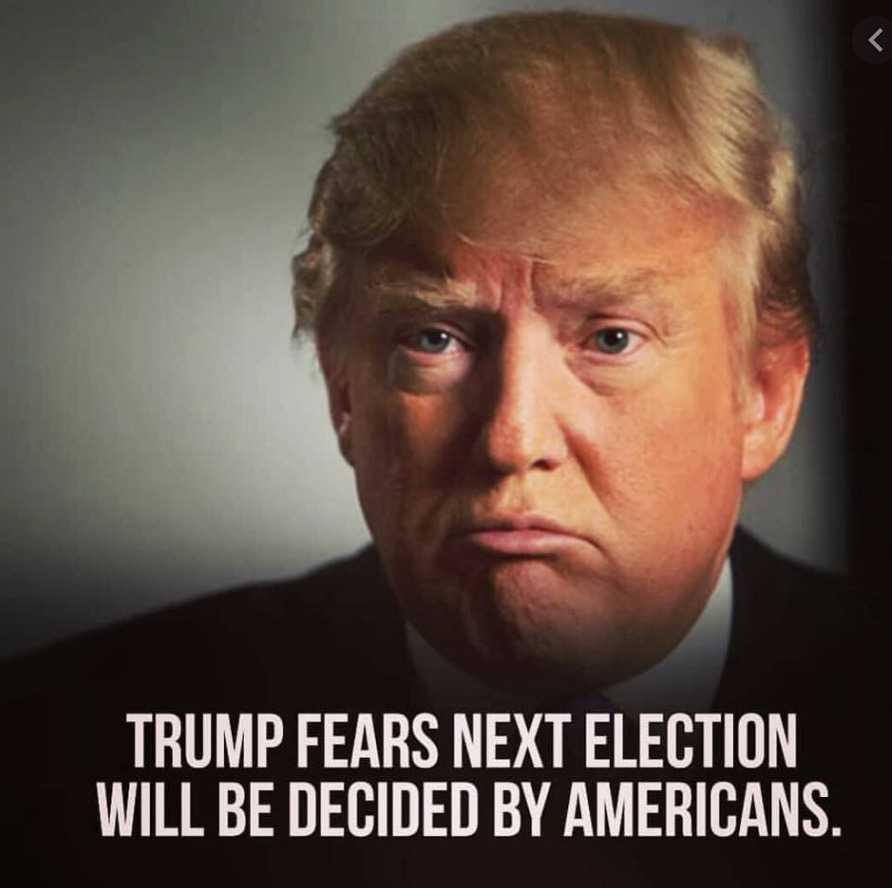 election meme - americans choose