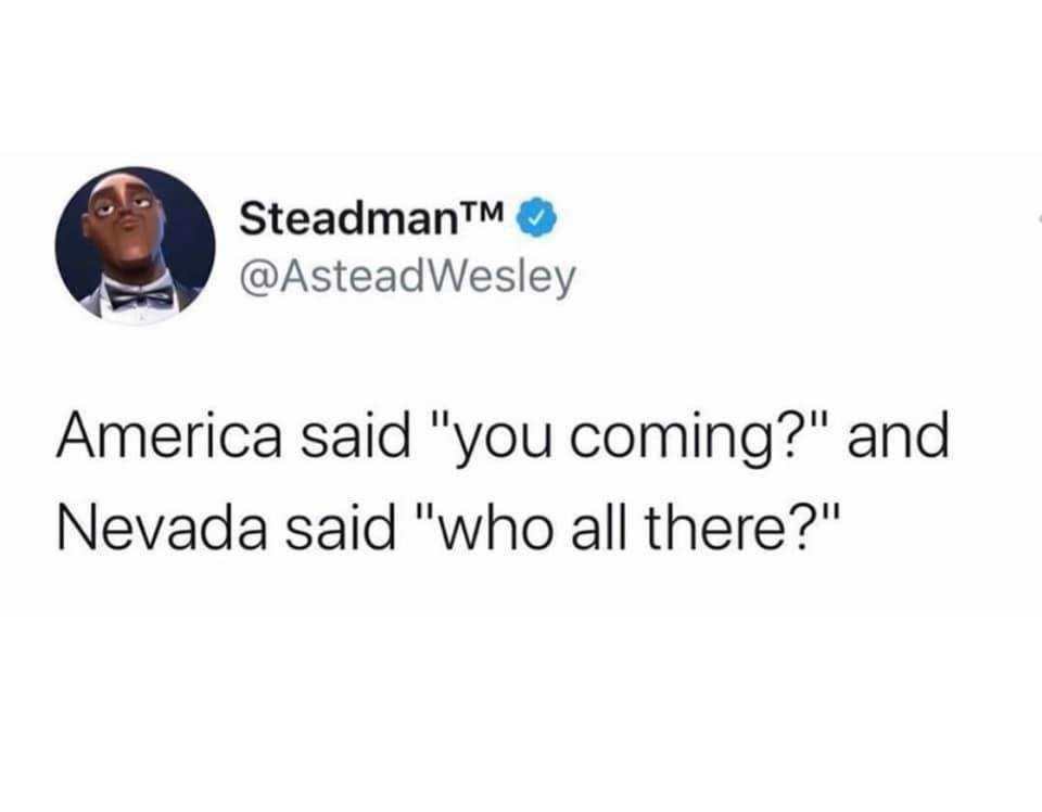 Funny Election Meme - America said