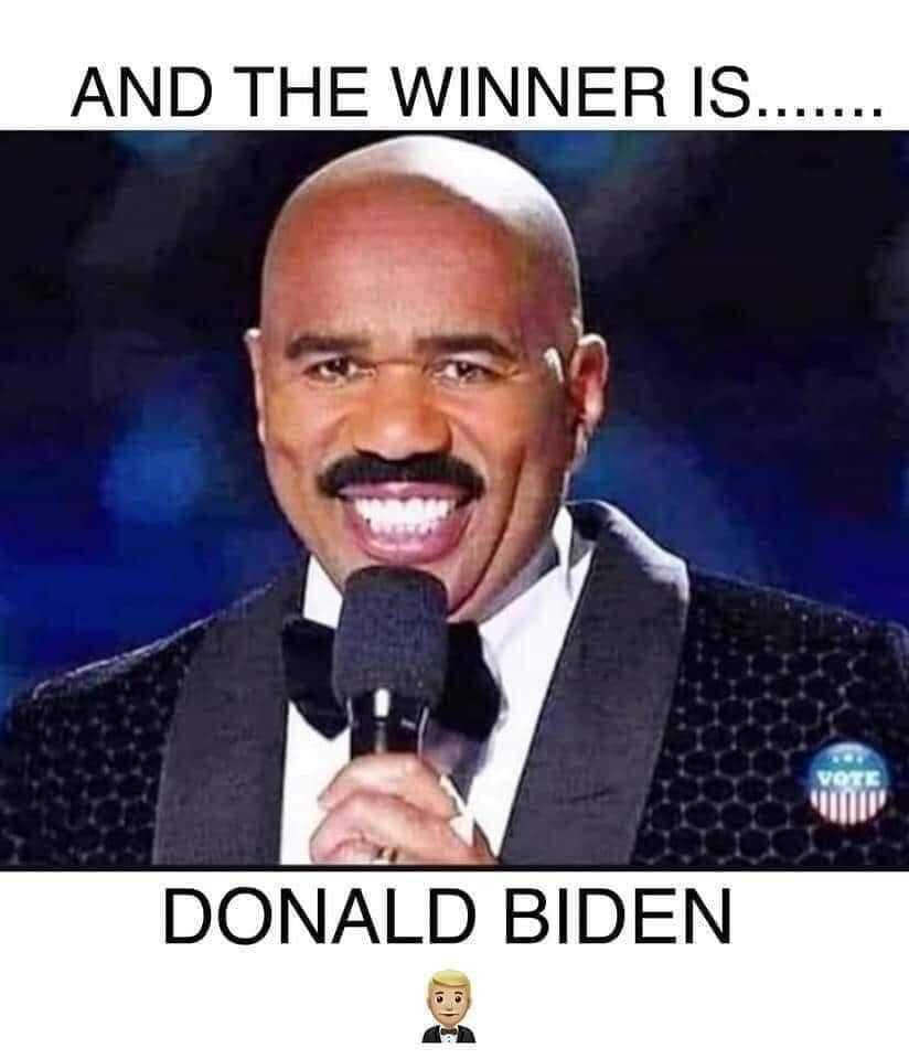 Funny Election Memes - Donald biden