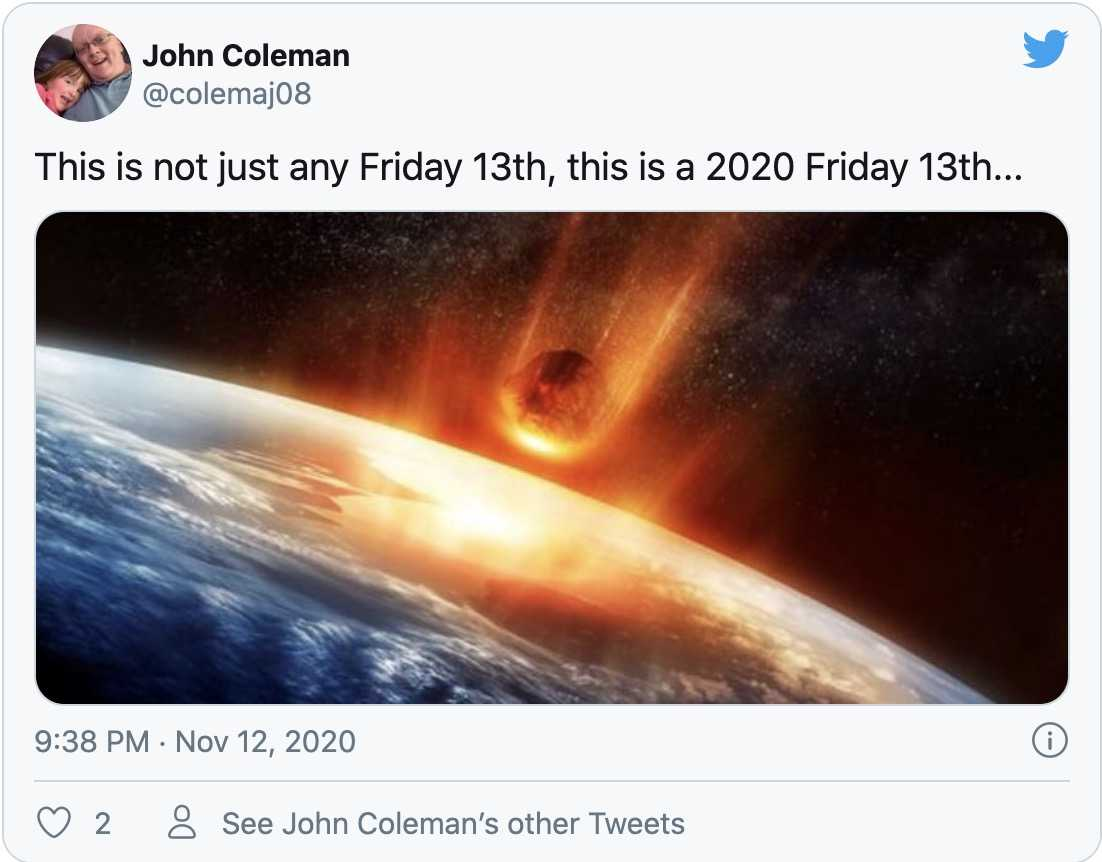 friday the 13th 2020 memes - armagheddon