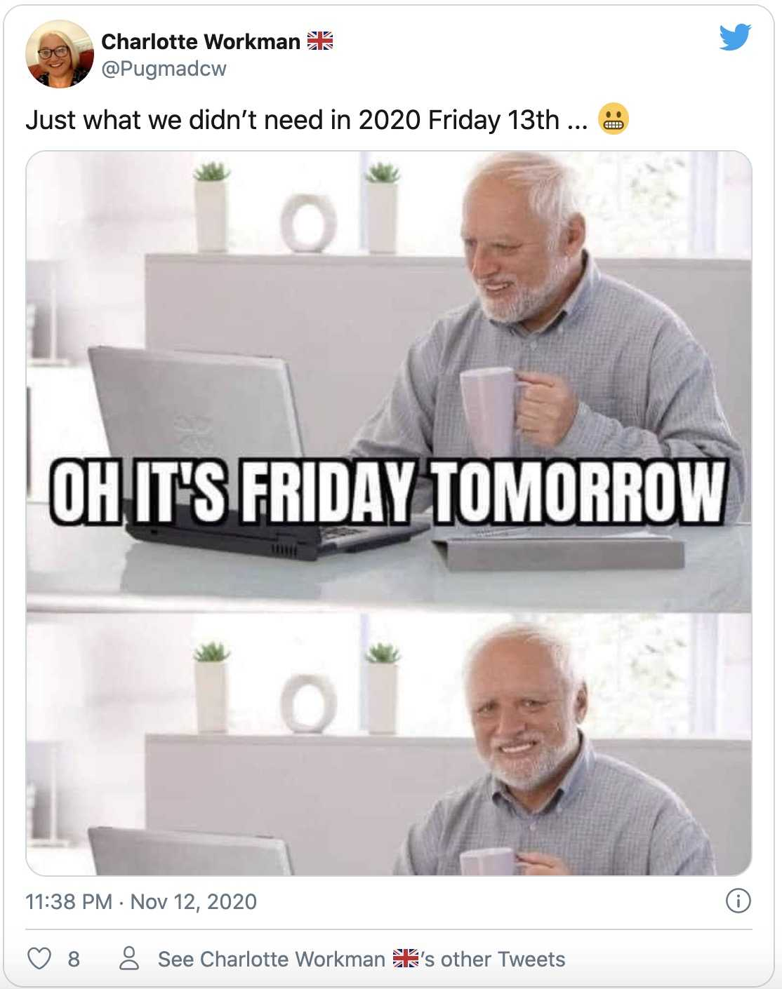 friday the 13th memes - not just any friday