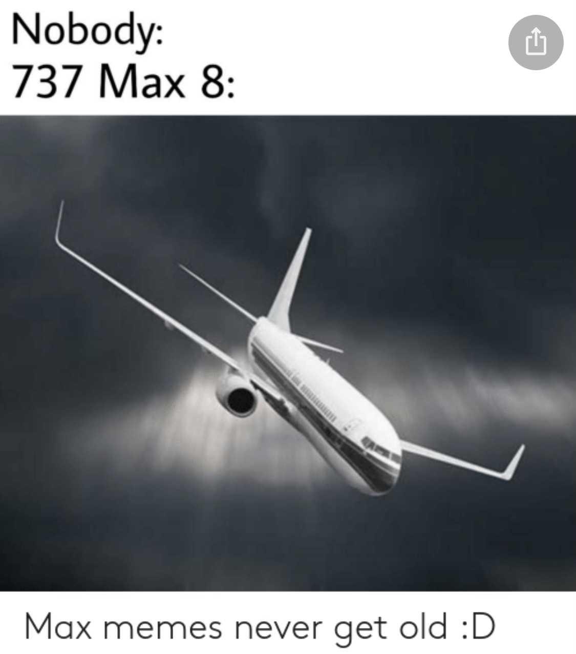 funny 737 max memes - max memes