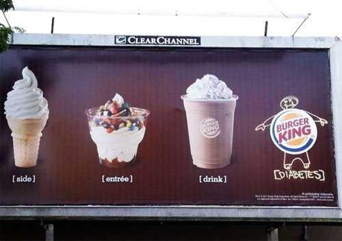 vandalism signs - diabetes
