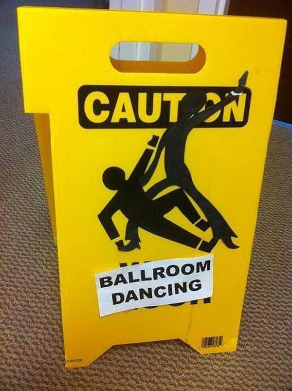 vandalism memes pics - ballroom dancing