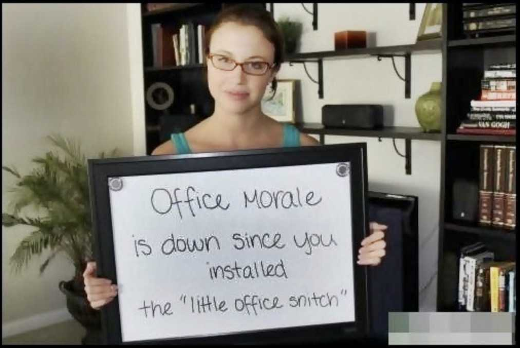 funny resignation stories - girl quits on white board 20