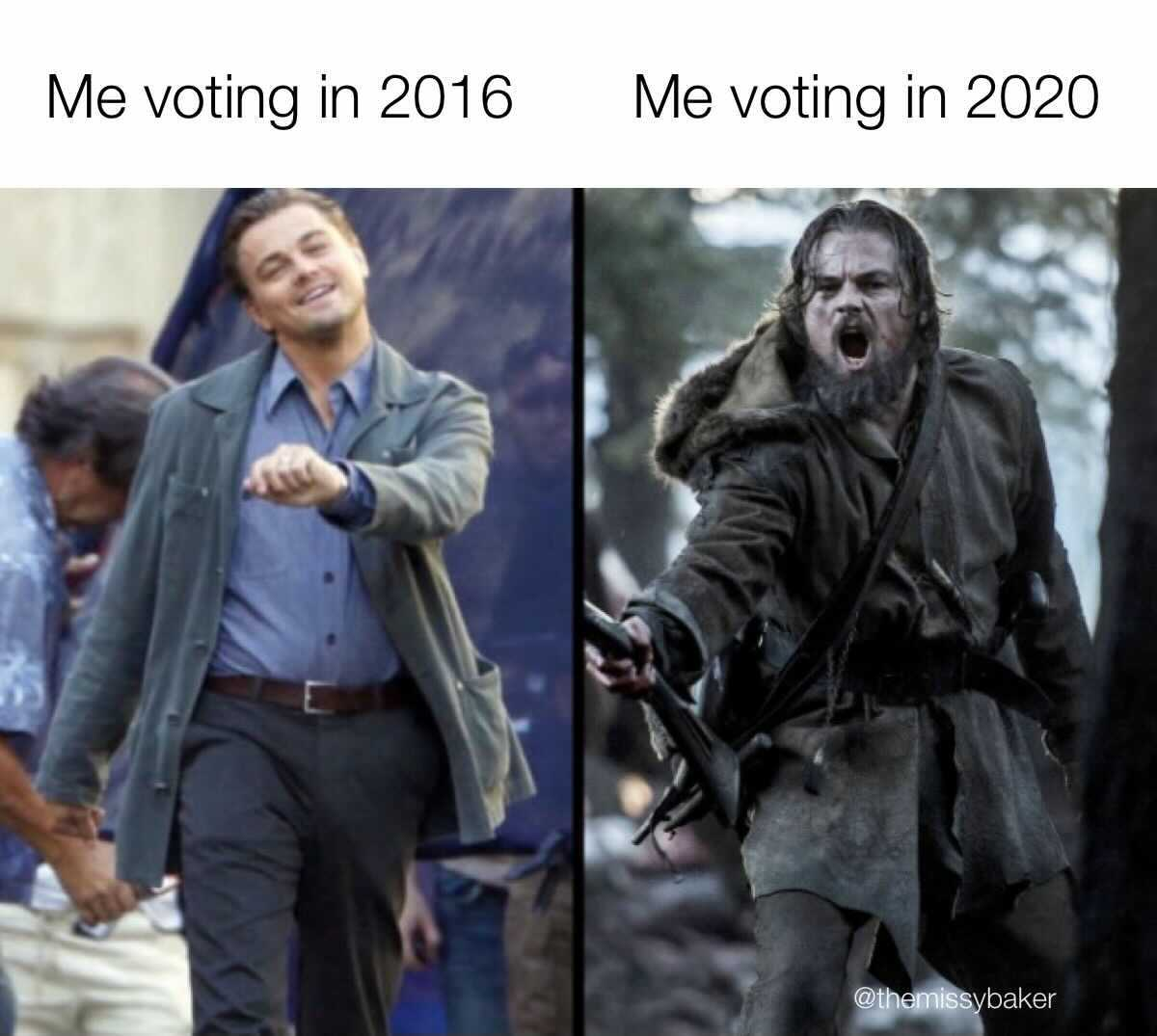 Funny Election Memes - voting 2020