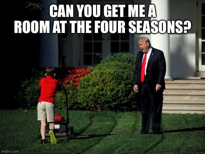 funny life meme - four seasons