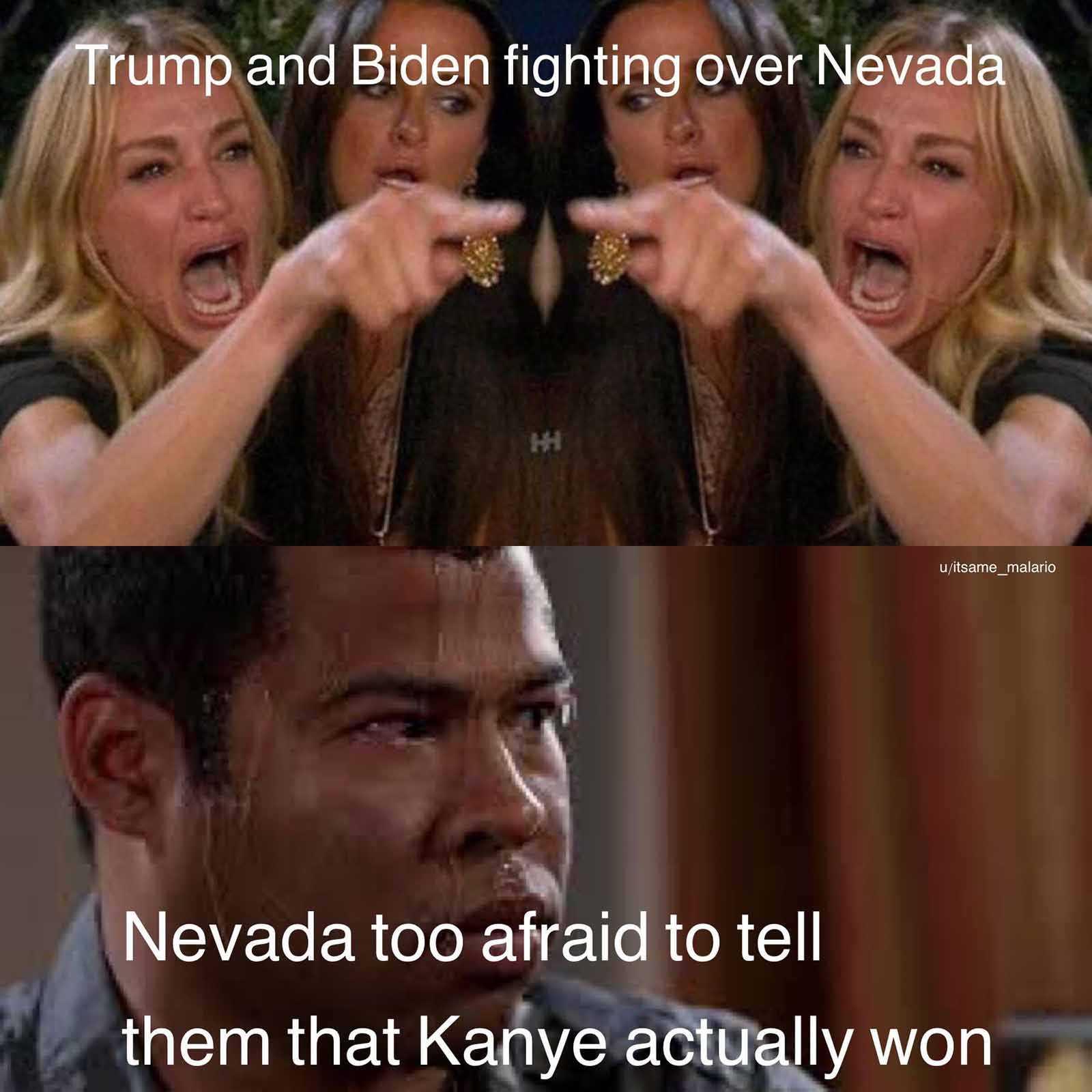 Funny Election Memes kanye