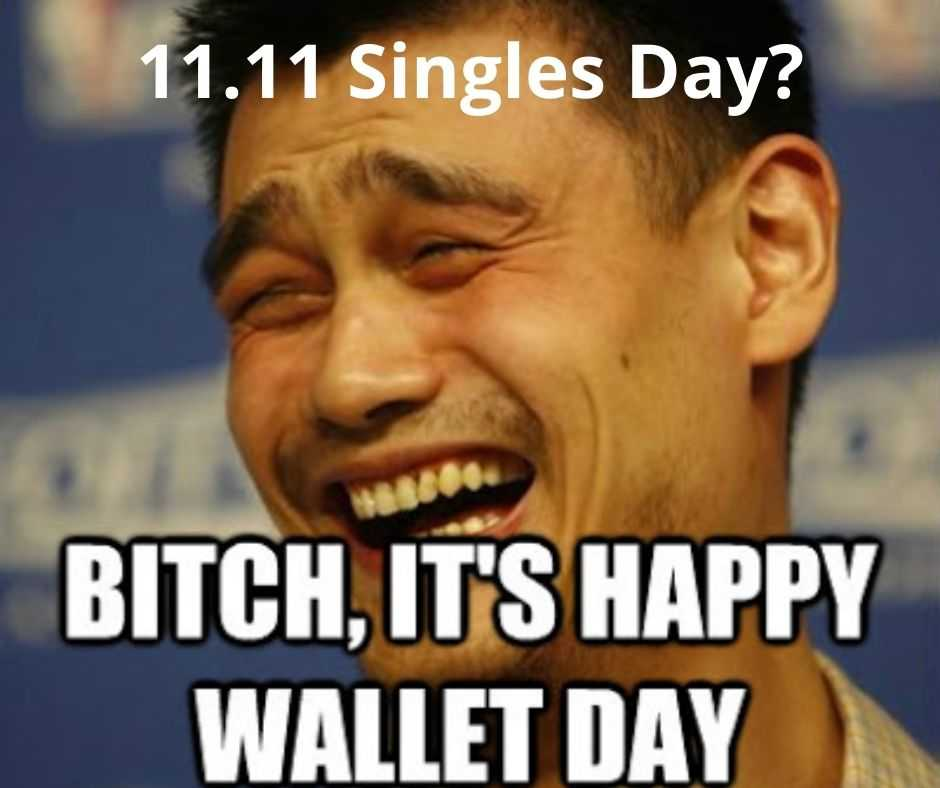 single days memes - wallet day
