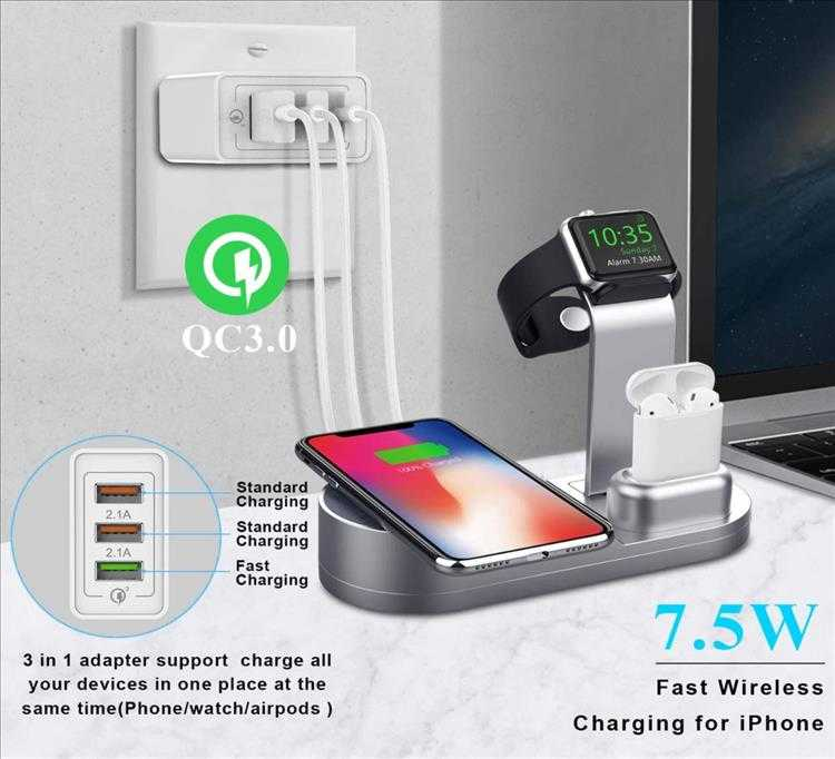 Top 10 Best Christmas Gift Ideas Under $50 - Apple Charger