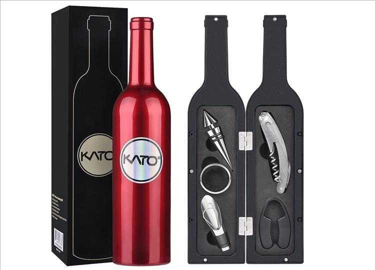 Top 10 Best Christmas Gift Ideas Under $50 - Kato Wine Accessories