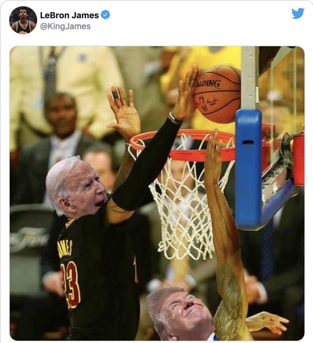 trump election defeat memes - biden denied trump