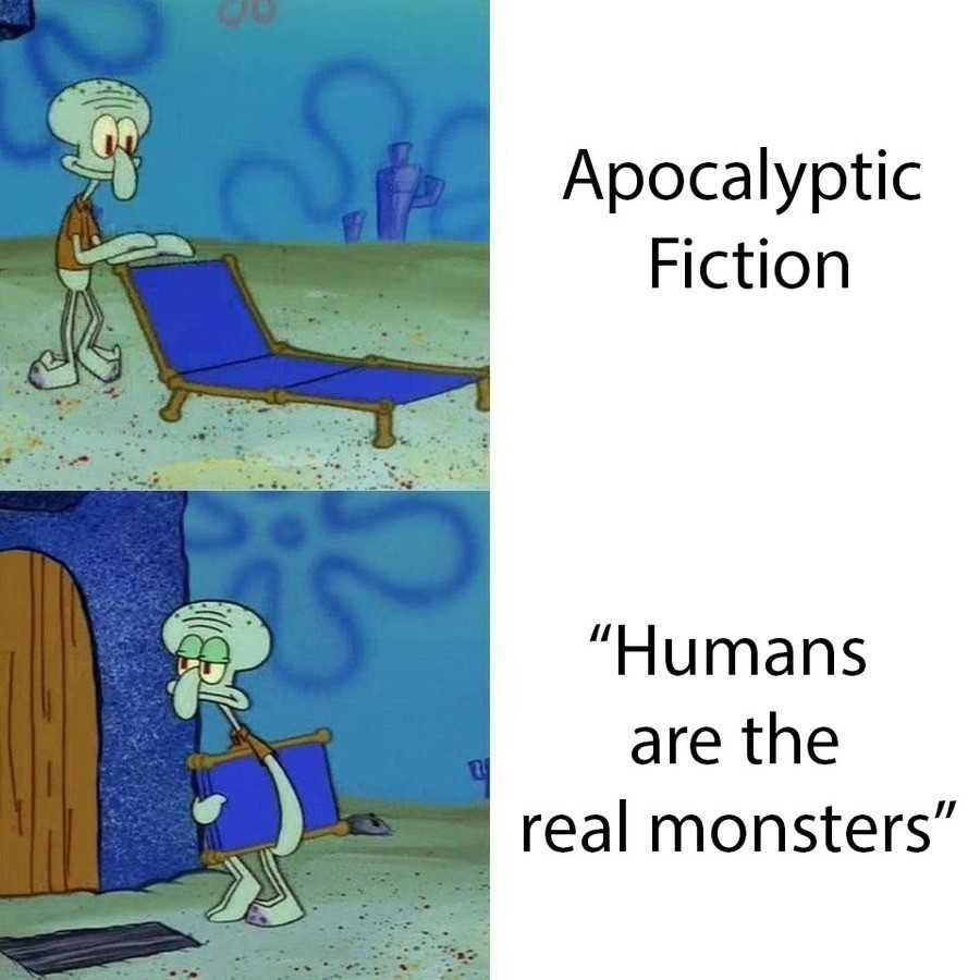 Spongebob memes - humans
