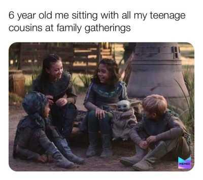 funny thanksgiving memes - baby yoda thansgiving