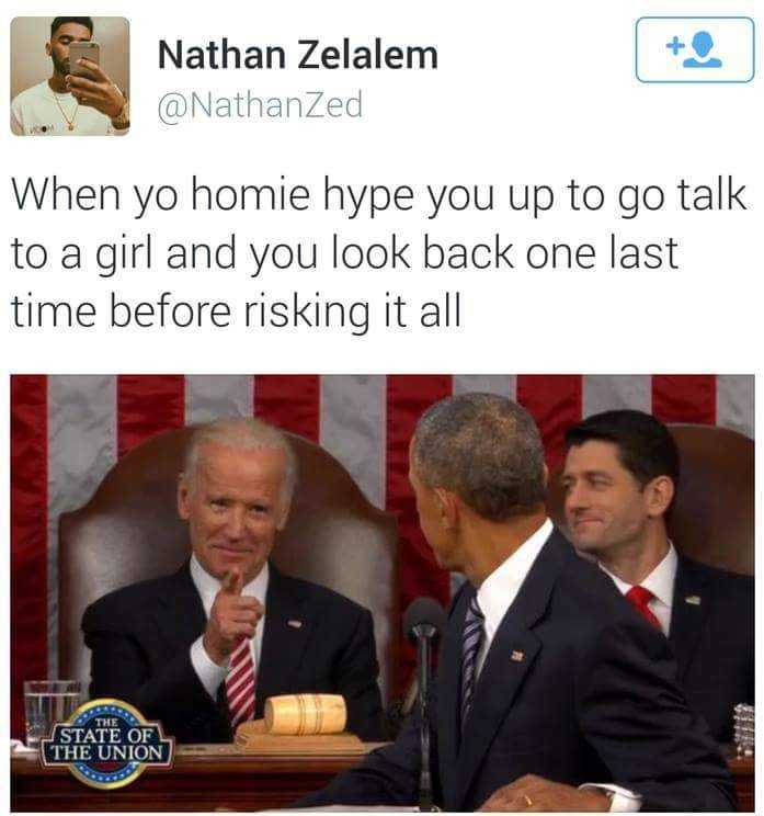 Biden and Obama Memes - you got this