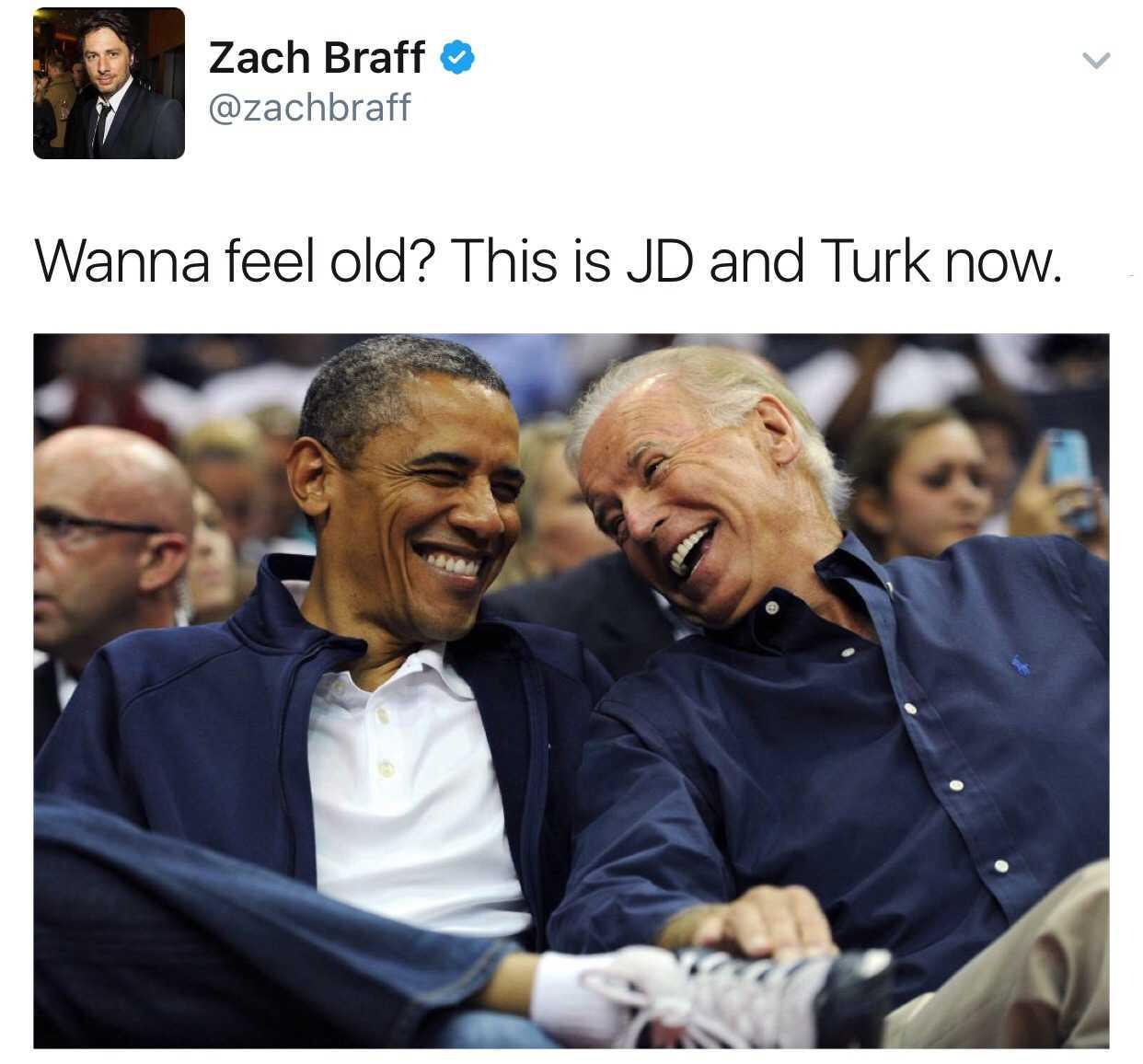 Obama and Biden Memes - jd and turk