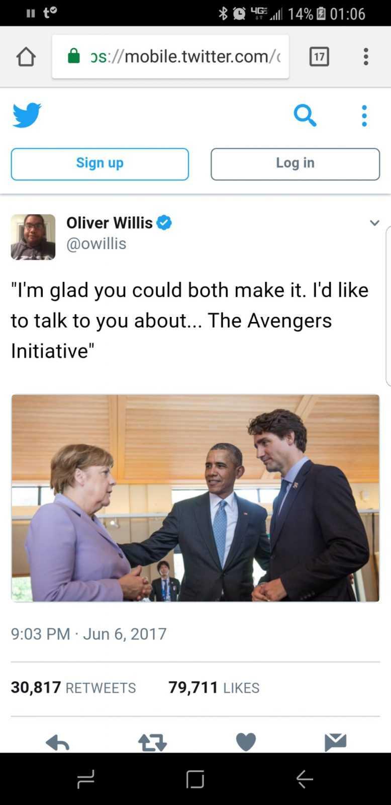 Obama and Biden Memes - avengers initiative