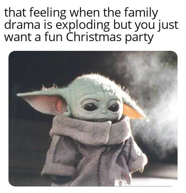 Funny Christmas Memes - christmas party