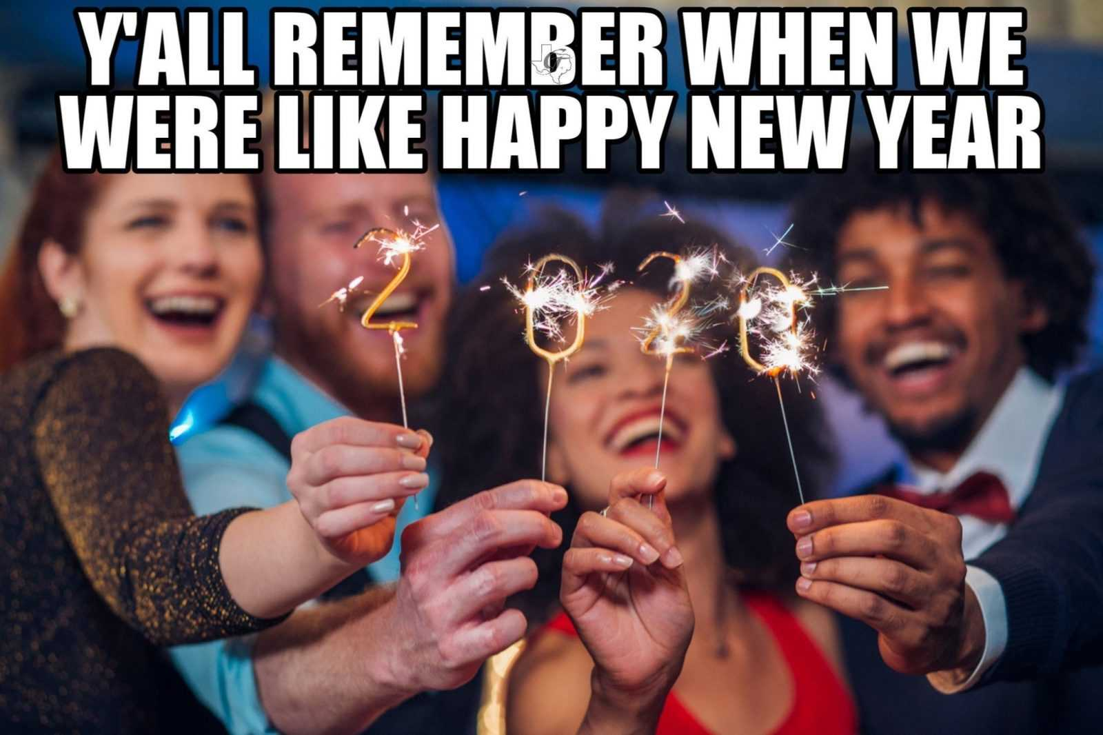 Funny New Years Memes - 2020