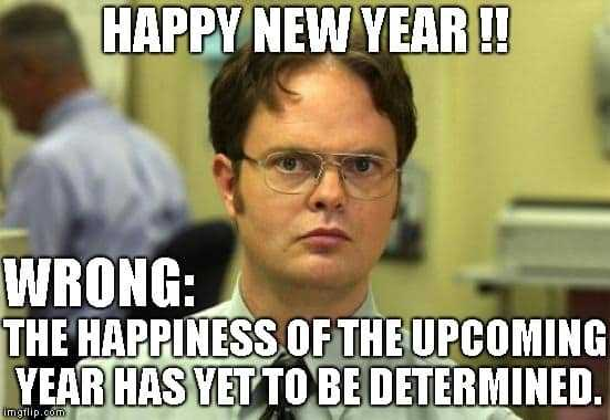 funny New Years memes - gotta make sure