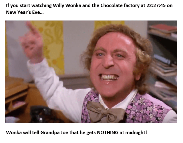 funny New Years memes - nothing at midnight