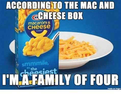 Cheese Memes - Family Of 4