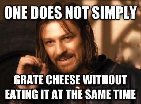 Cheese Memes - Grate Ends With Ate...