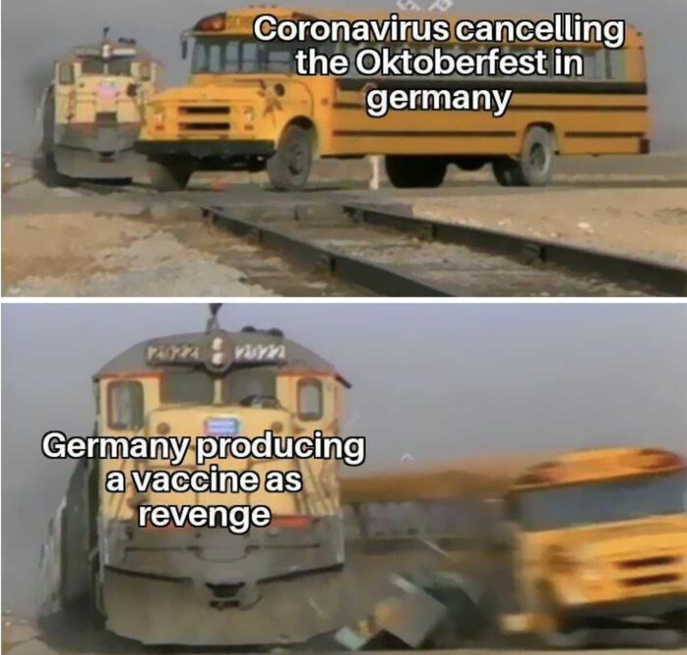 Covid vaccine memes - German vaccine