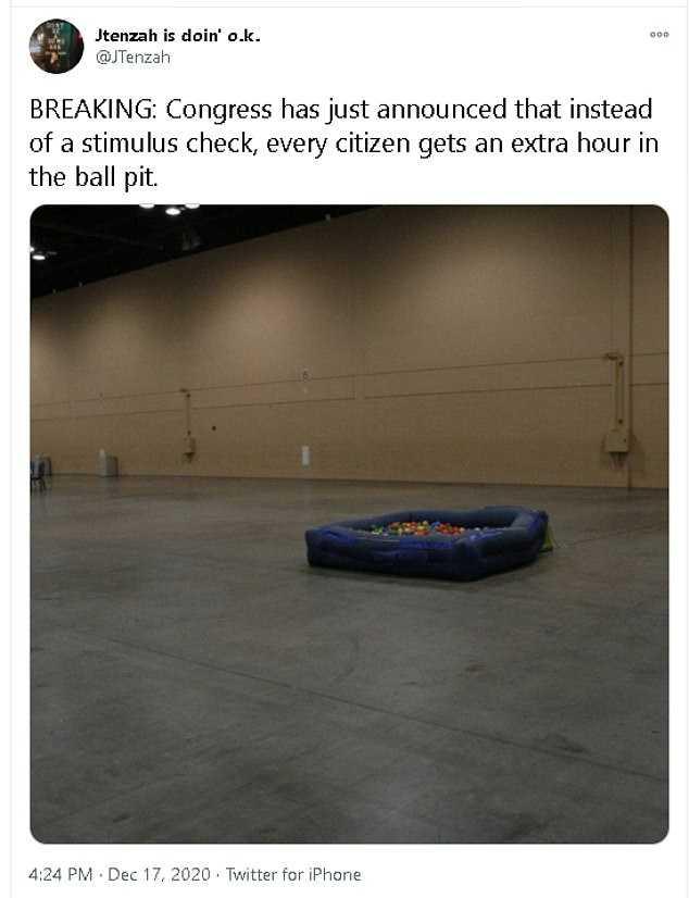 Stimulus Memes - Ball Pit Stimulus