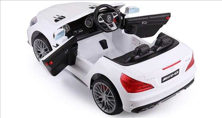 Cool Christmas Gift Ideas - Ride In Amg Car