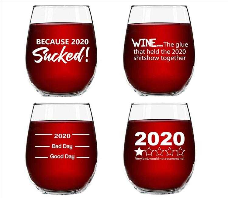 9 Best Christmas Gift Ideas - 2020 Wine Glasses