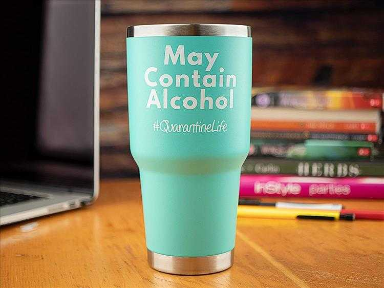 9 Best Christmas Gift Ideas - May Contain Alcohol Mug